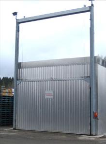 Hildebrand-Brunner tbk01 Secaderos para tratamiento térmico